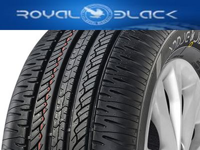 ROYAL BLACK Royal Passenger 175/65R15 84H